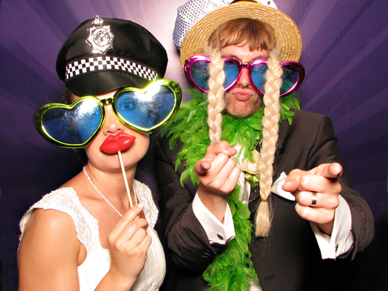 photo booth chesterfield