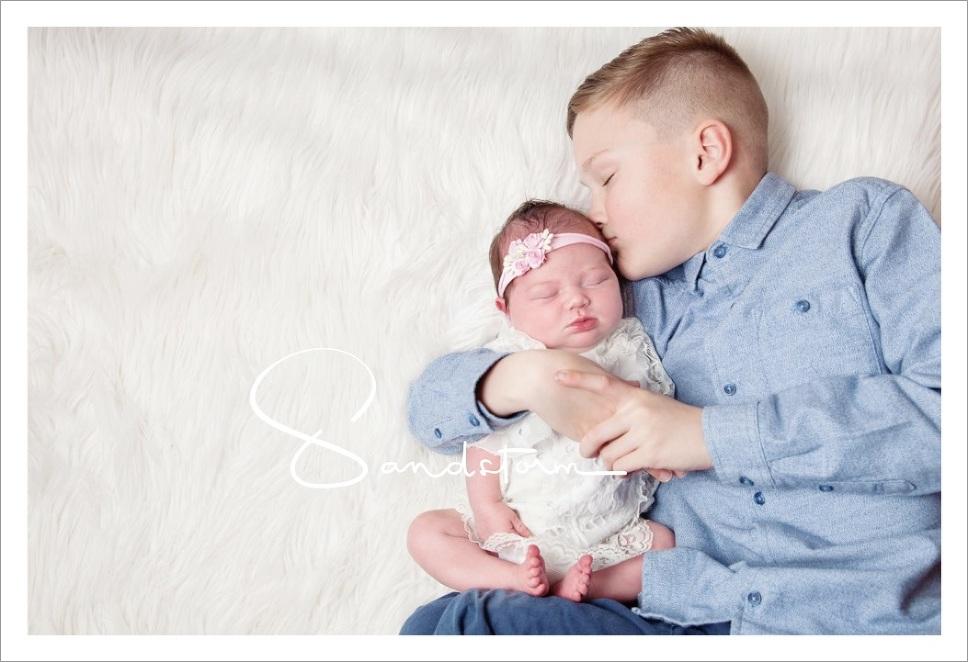 newborn photographer nottingham